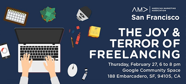 AMA SF The Joy and Terror of Freelancing
