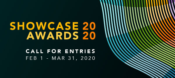 Showcase Awards Call for Entries